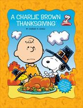 A Charlie Brown Thanksgiving [With Stickers] 2911832