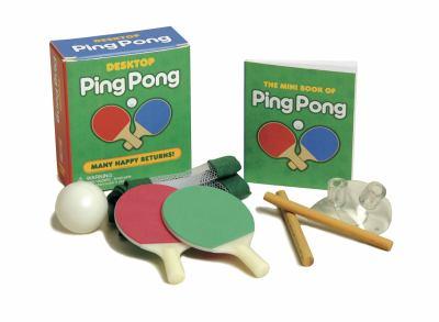 Desktop Ping Pong 9780762439539