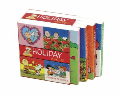 Peanuts Holiday Box Set 9780762439584