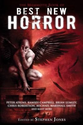The Mammoth Book of Best New Horror, Volume 21