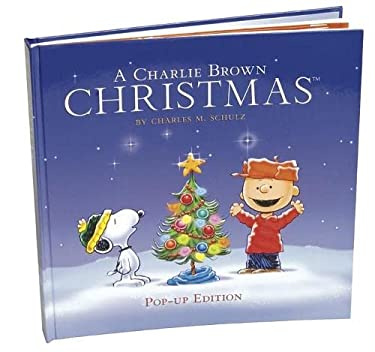 A Charlie Brown Christmas Pop-Up Edition 9780762440047