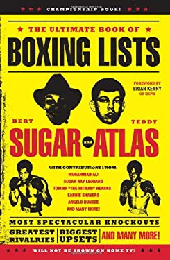 The Ultimate Book of Boxing Lists 9780762440139