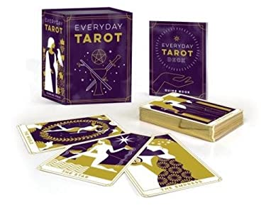 Everyday Tarot Mini Tarot Deck as book, audiobook or ebook.