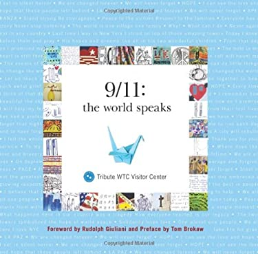 9/11: The World Speaks 9780762777990