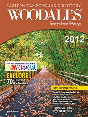Woodall's Eastern America Campground Directory, 2012 9780762778140