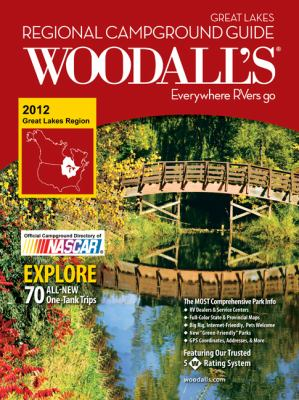 Woodall's Great Lakes Campground Guide, 2012 9780762778195