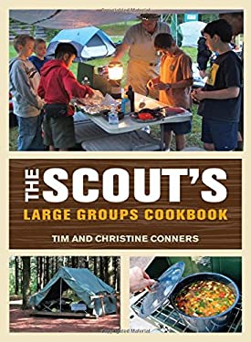The Scout's Large Groups Cookbook 9780762779116