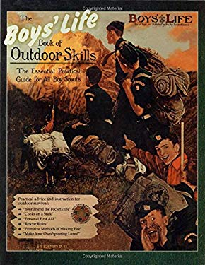 The Boys' Life Book of Outdoor Skills 9780762780143