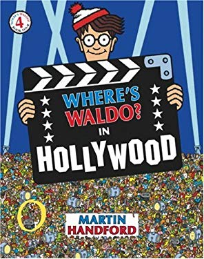 Where's Waldo? in Hollywood: Reissue