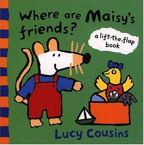 Where Are Maisy's Friends? 9780763611194