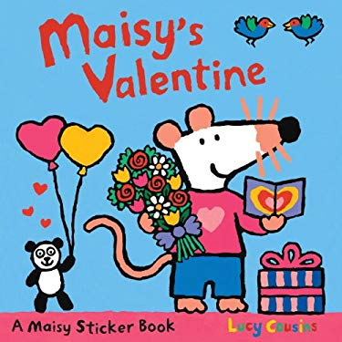 Maisy's Valentine Sticker Book 9780763627133