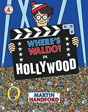 Where's Waldo? in Hollywood 9780763635015