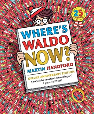 Where's Waldo Now?: The 25th Anniversary Edition 9780763645267