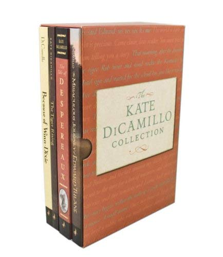 The Kate Dicamillo Collection 9780763649531