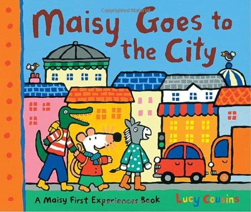 Maisy Goes to the City 9780763653279