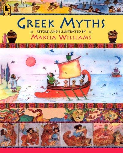 Greek Myths 9780763653842