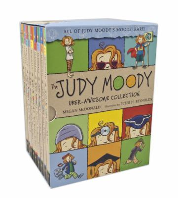 The Judy Moody Uber-Awesome Collection: Books 1-9 9780763654115