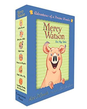 Mercy Watson Boxed Set: Adventures of a Porcine Wonder 9780763657093