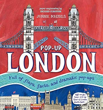 Pop-Up London 9780763657871
