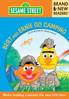 Bert and Ernie Go Camping 9780763657932