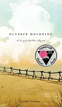 October Mourning: A Song for Matthew Shepard 9780763658076