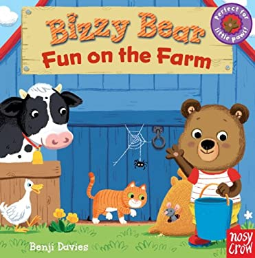 Bizzy Bear: Fun on the Farm 9780763658793