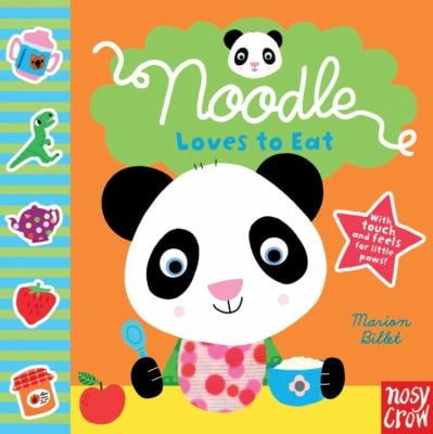 Noodle Loves to Eat 9780763658977