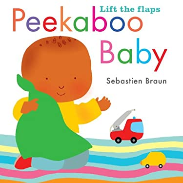 Peekaboo Baby 9780763659332
