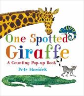 One Spotted Giraffe