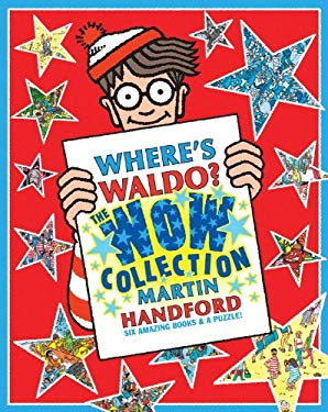 Where's Waldo? the Wow Collection 9780763661793