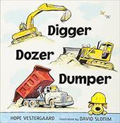 Digger, Dozer, Dumper 23234290