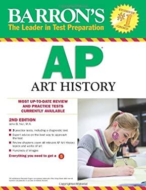 Barron's AP Art History 9780764146916