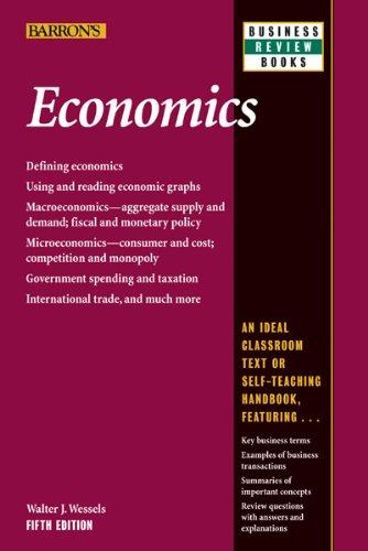 Economics 9780764147609