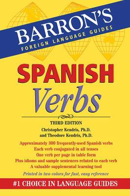 Spanish Verbs 9780764147760