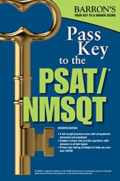 Barron's Pass Key to the PSAT/NMSQT 9780764147982