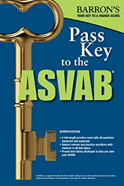 Pass Key to the ASVAB 9780764147999