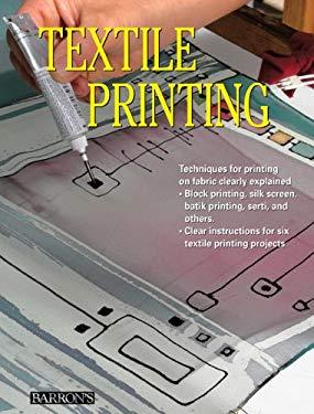 Textile Printing 9780764164729
