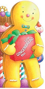 Little Gingerbread Man 9780764165412
