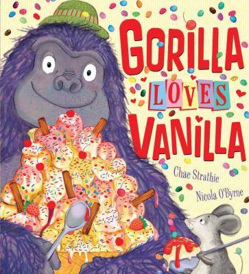 Gorilla Loves Vanilla