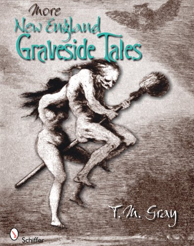 More New England Graveside Tales 9780764335853