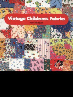 Vintage Children's Fabric 9780764338557