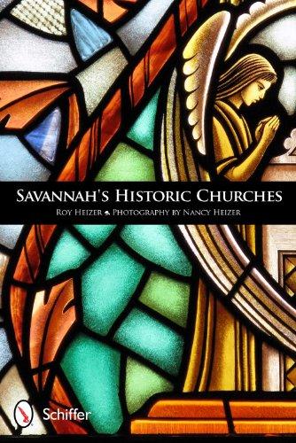 Savannah's Historic Churches 9780764338649