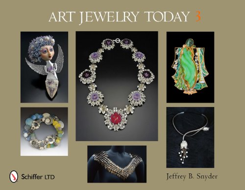 Art Jewelry Today 3 9780764338830