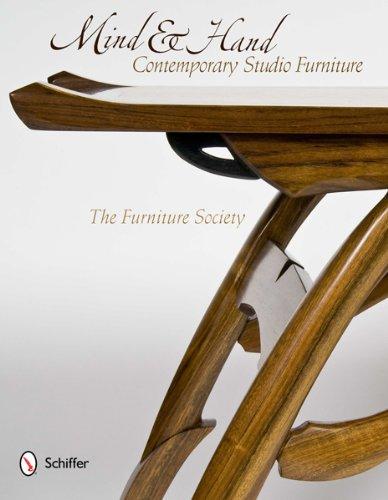 Mind & Hand: Contemporary Studio Furniture 9780764341151