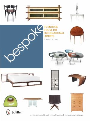 Bespoke: Furniture from 101 International Artists 9780764342264