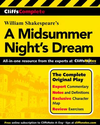 A Midsummer Night's Dream 9780764587252