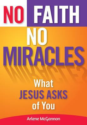 No Faith, No Miracles: What Jesus Asks of You 9780764821707