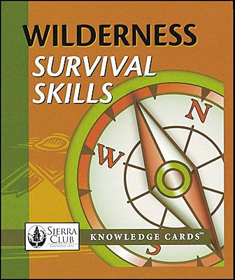 Wilderness Survival Skills Knowledge Cards 9780764921780