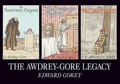 The Awdrey-Gore Legacy 9780764955099