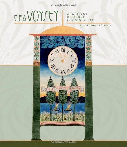 C.F.A. Voysey: Architect Designer Individualist 9780764958847